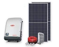KIT ENERGIA SOLAR FOTOVOLTAICO 9,24 KWP