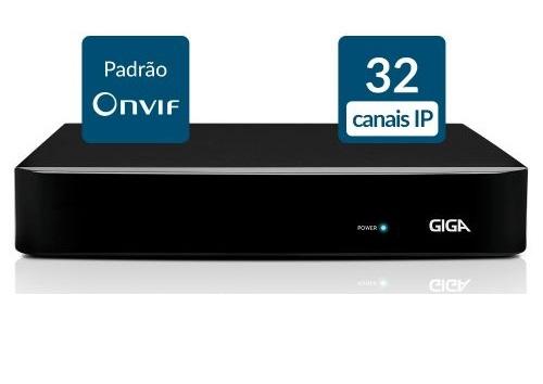 NVR 32 CANAIS FULL HD - GS32NVR