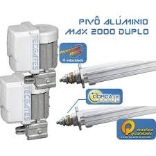 PIVO ALUM MAX 127V - DUPLO - 10003617 - FOLHA ATE 3.5M
