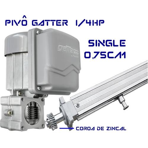 PIVO GATTER  127V 0.75M - SIMPLES - 10004935 - FOLHA ATE 1.5