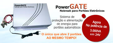 POWER GATE 2000 12V 220 SB - NOBREAK