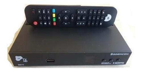 Receptor Oi Tv Livre Dsi74 Hd Geração 2(sagemcom)