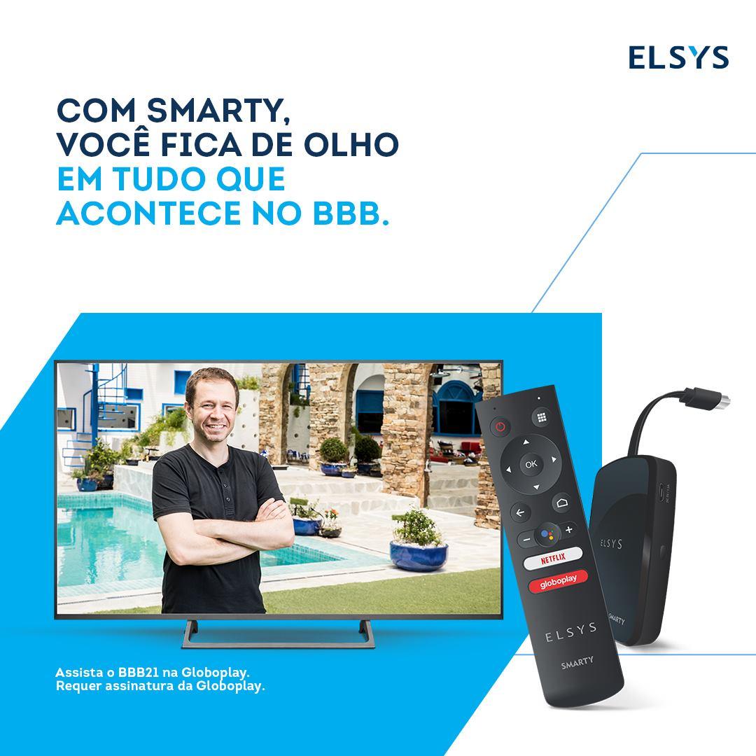 RECEPTOR TV VIA INTERNET FULL HD ETRI01 - SMARTY