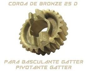 REPOS COROA BRONZE BASC/PIV GATTER
