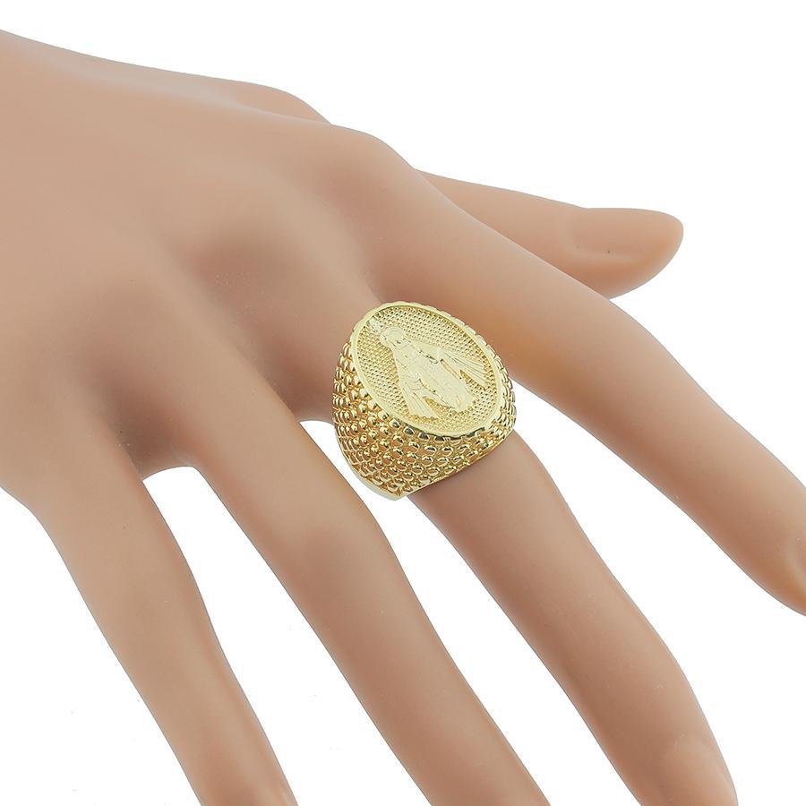 anel italiano bolas N. Senhora Aparecida
