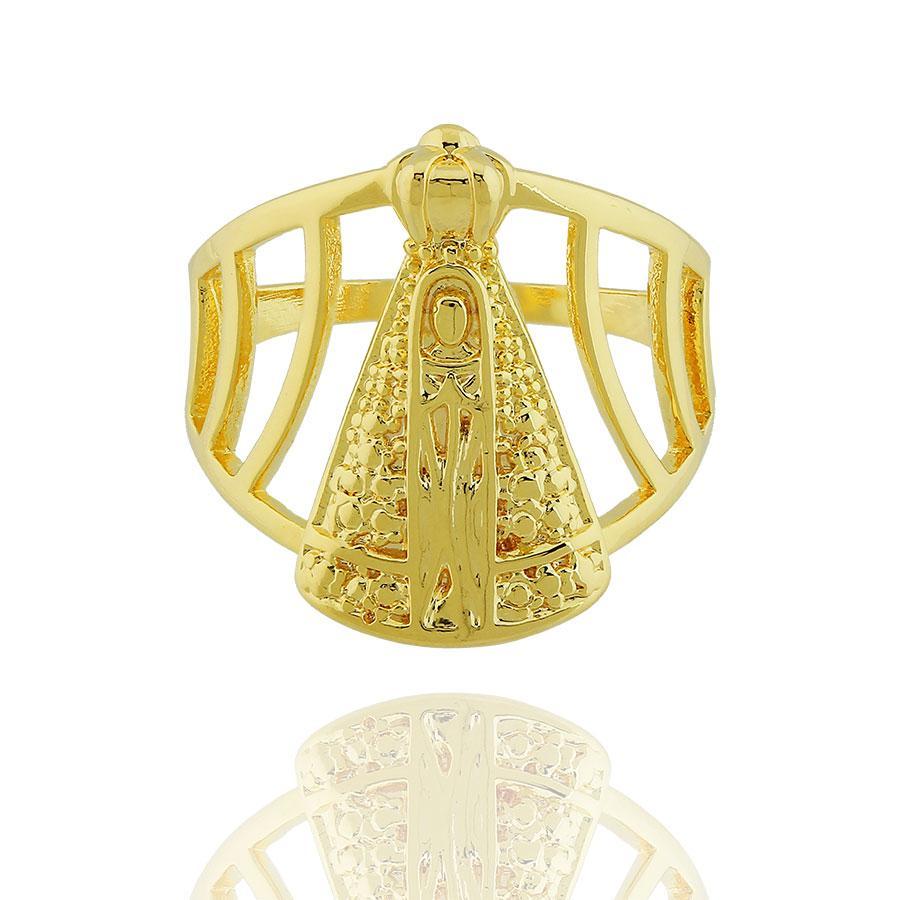 anel nossa senhora aparecida largo dourado