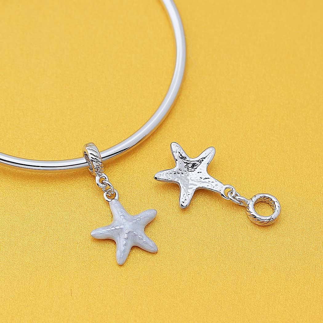 berloque estrela do mar madreperola