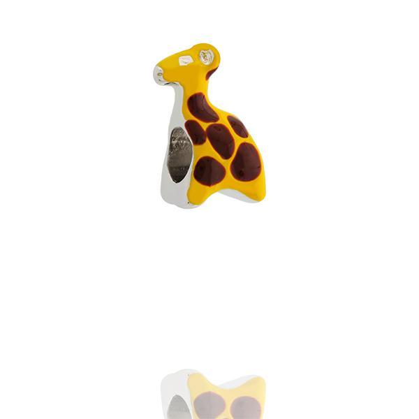 berloque girafa passante