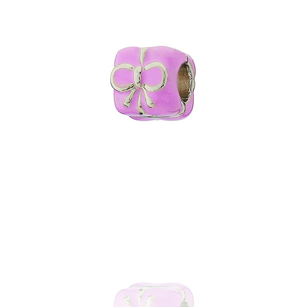 berloque pacote presente violeta