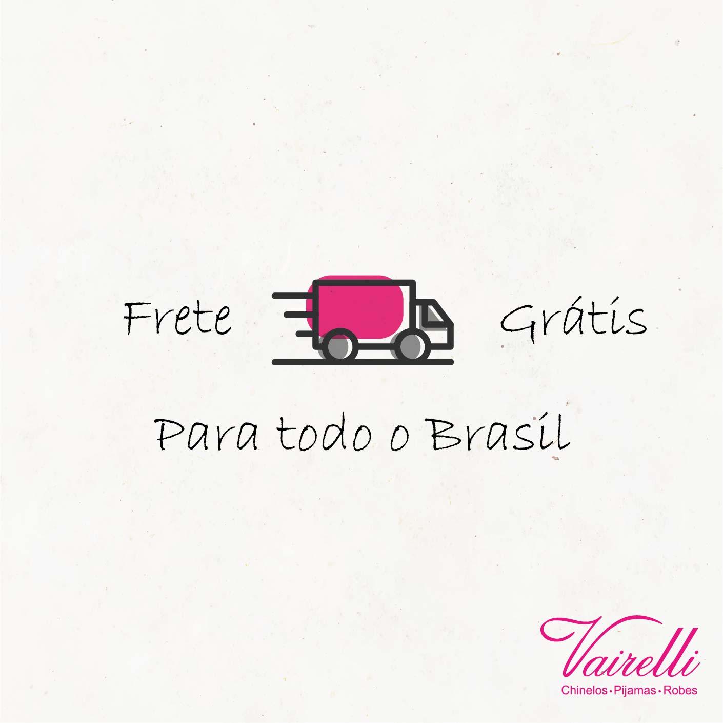 Camisão Feminino Verão Aurora   Vairelli  - Vairelli Chinelos Pijamas Robes