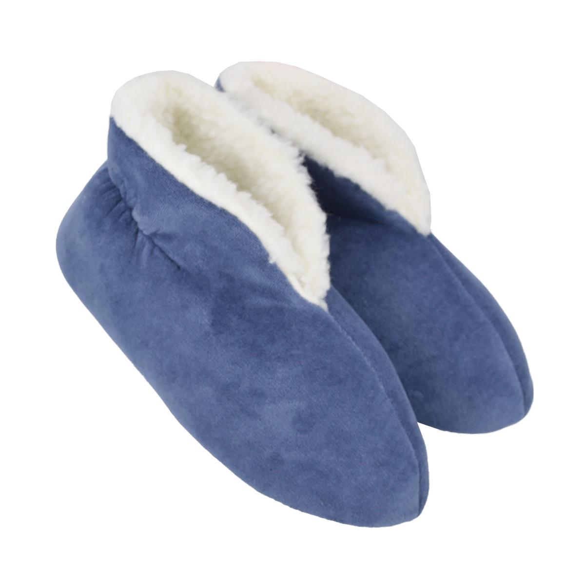 Pantufa Feminina Vairelli Inverno em Plush XE Super Quentinha e Confortável  - Vairelli Chinelos Pijamas Robes