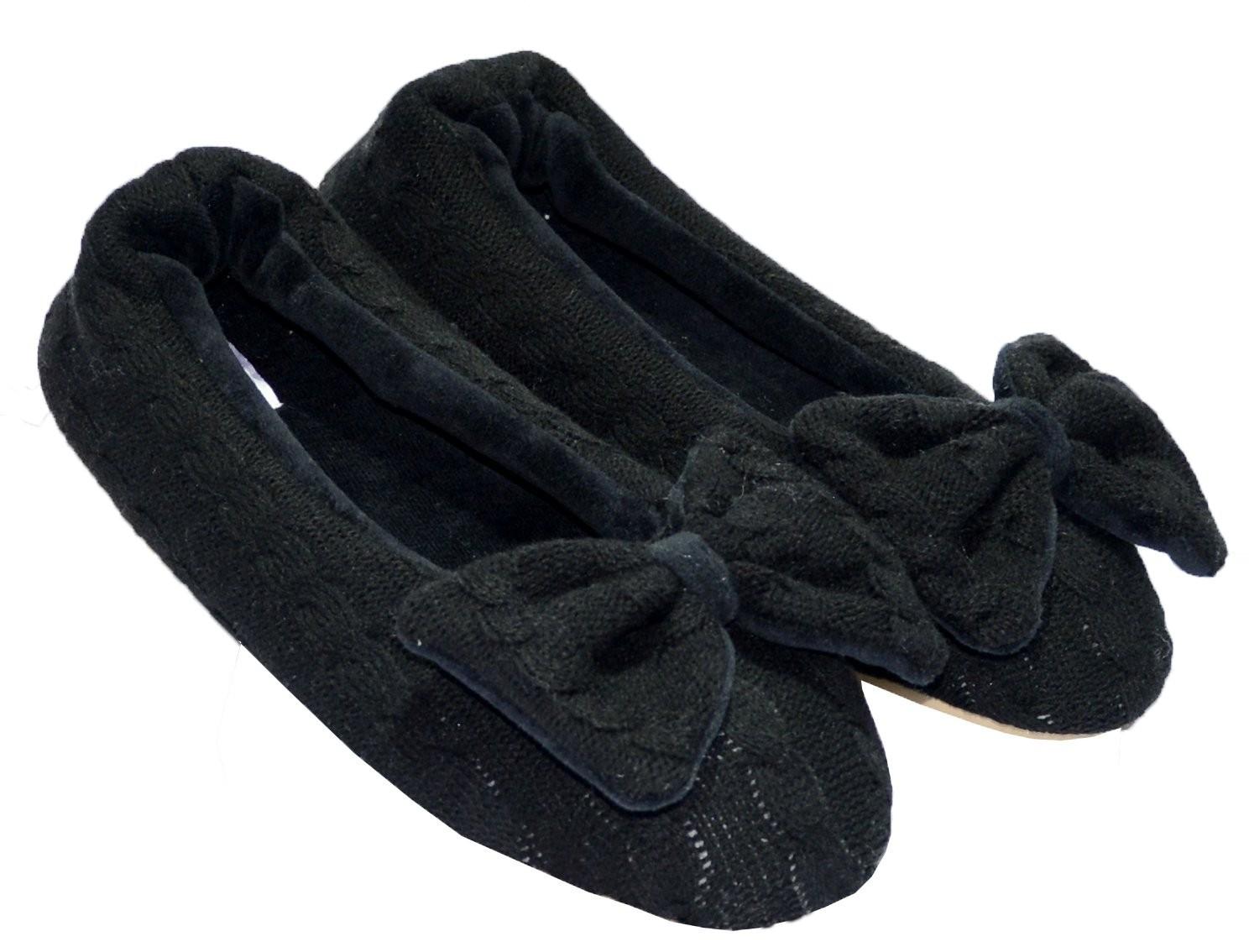 Sapatilha Feminina Vairelli Inverno em Plush com Tricot ST Super Confortável