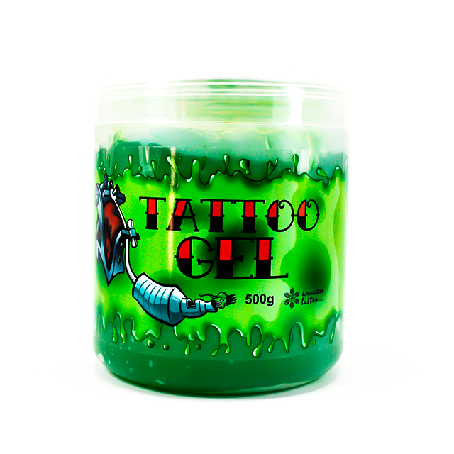 AMAZON TATTOO GEL 500GR