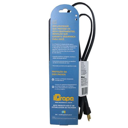 e-Protector MP-50X   Linha Multiplug   Protega seu Studio