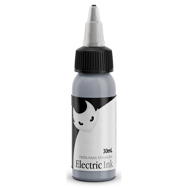 ELECTRIC CINZA PRATA 30ML