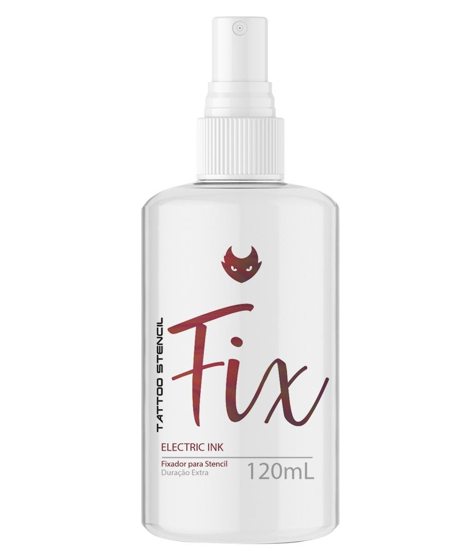 ELECTRIC STENCIL FIX 120ML