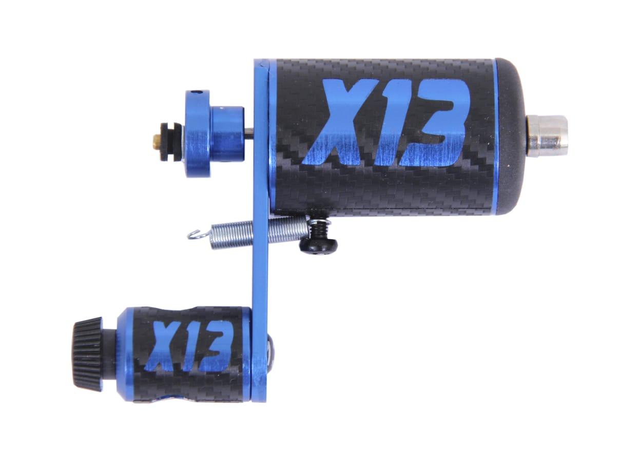 MÁQUINA DE TATUAGEM ROTATIVA X13 - BLUE