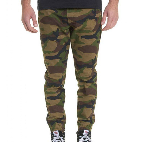 Calça Vans Authentic Jogger Camo