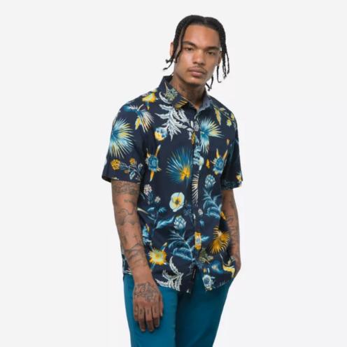 Camisa Vans Califas Dress Blues
