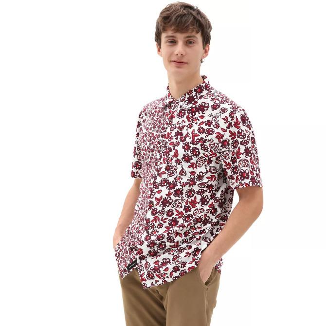 Camisa Vans Micro Dazed Woven Floral