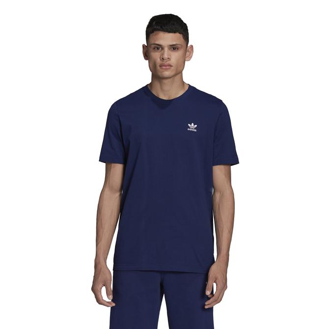 Camiseta Adidas Adicolor Essentials Trefoil Azul