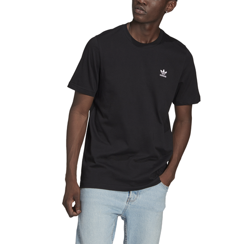 Camiseta Adidas Essentials Black