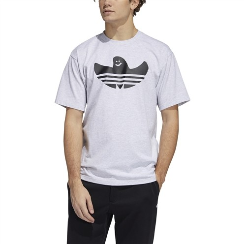 Camiseta Adidas SS Shmoo Tee Cinza
