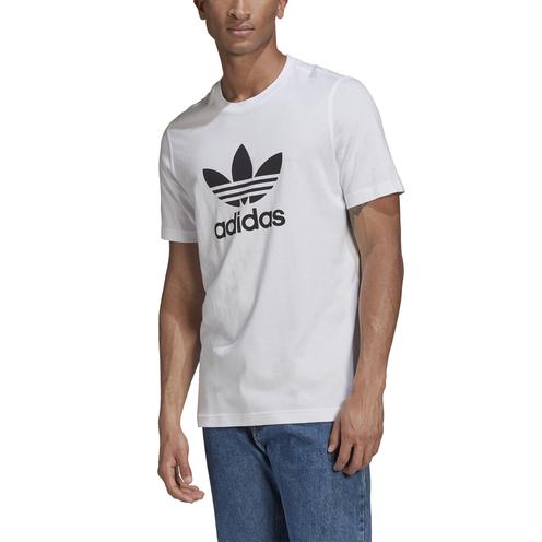 Camiseta Adidas Trefoil White/Black