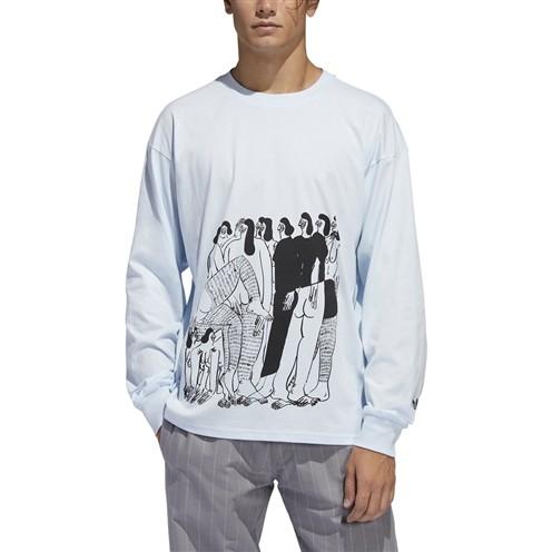 Camiseta Adidas x Unity LS