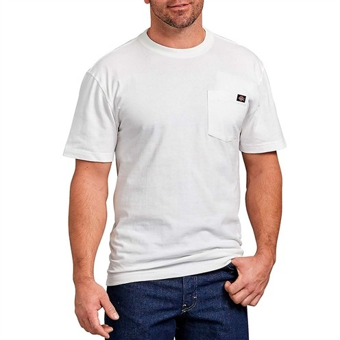 Camiseta Dickies Heavyweight Branca