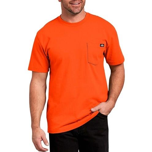 Camiseta Dickies Heavyweight Laranja