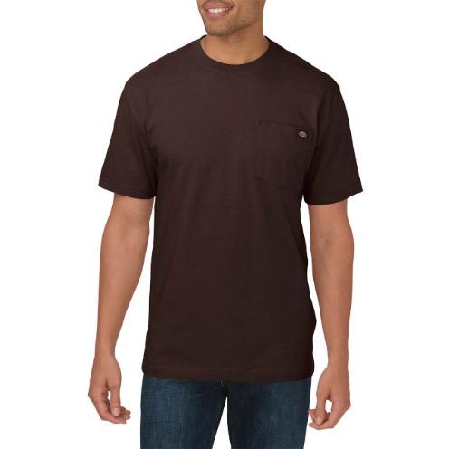 Camiseta Dickies Heavyweight Marrom
