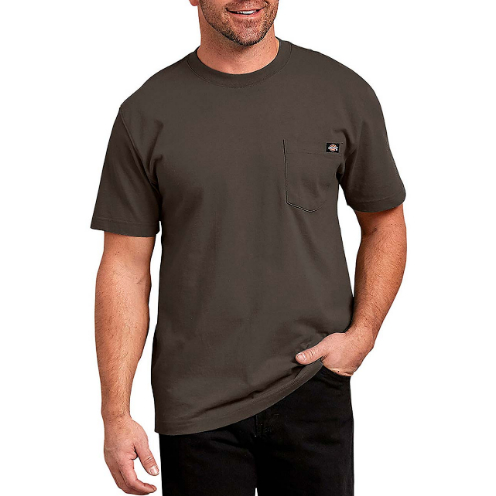 Camiseta Dickies Heavyweight Oliva