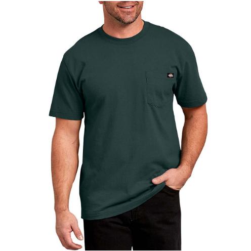 Camiseta Dickies Heavyweight Verde