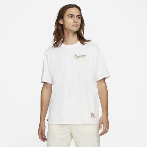 Camiseta Nike SB Daan Van Der Linden Branca