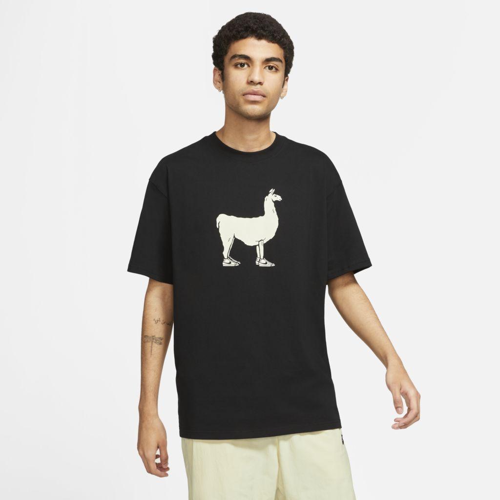 Camiseta Nike SB Paul Preta