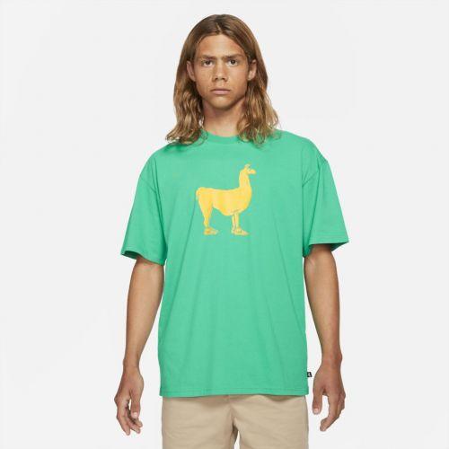 Camiseta Nike SB Paul Verde