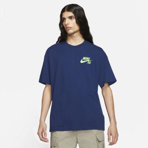 Camiseta Nike SB Tee Logo Azul