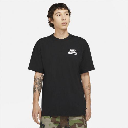 Camiseta Nike SB Tee Mini Logo Preta