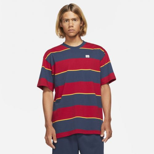 Camiseta Nike SB Tee YD Stripe Azul