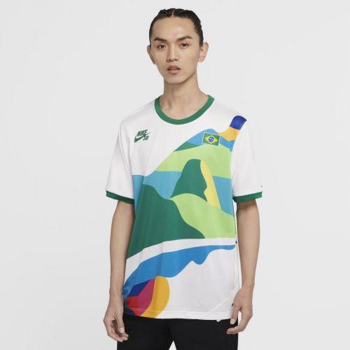 Camiseta Nike SB x Tokyo 2020 Brasil