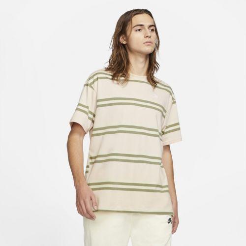 Camiseta Nike SB YD Stripes Rosa