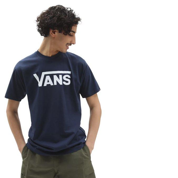 Camiseta Vans Classic Azul