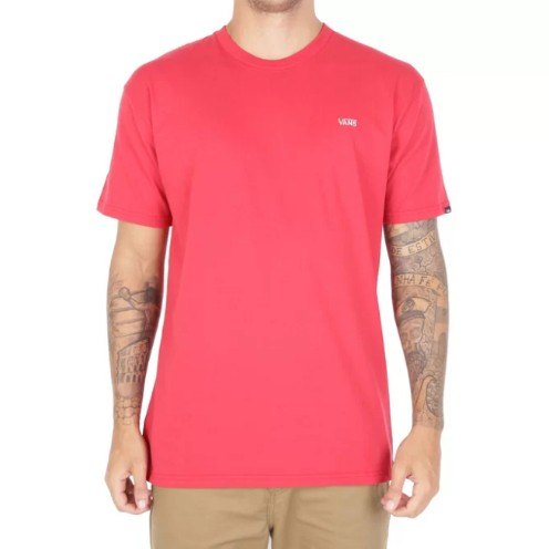 Camiseta Vans Core Basics Tee Chili Pepper