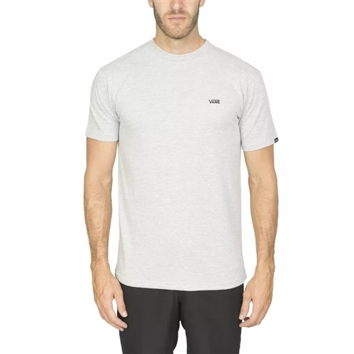 Camiseta Vans Core Basics Tee Cinza Mescla