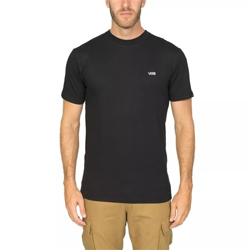 Camiseta Vans Core Basics Tee Preta