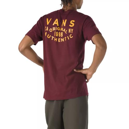 Camiseta Vans OG Patch SS Port Royale