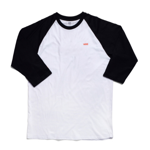 Camiseta Vans Raglan Dexter