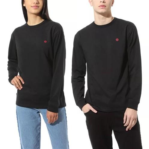 Camiseta Vans x Kyle Walker LS Supima Black