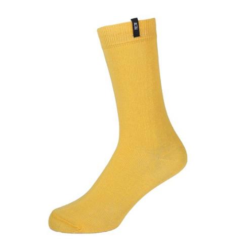 Meia Altai Colors Basica Amarela